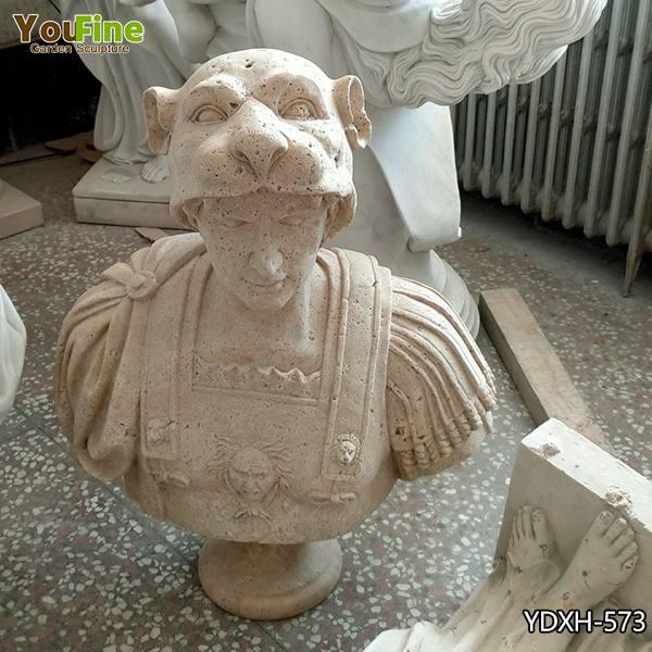 Antique Home Decor Marble Man Bust for Sale YDXH-573